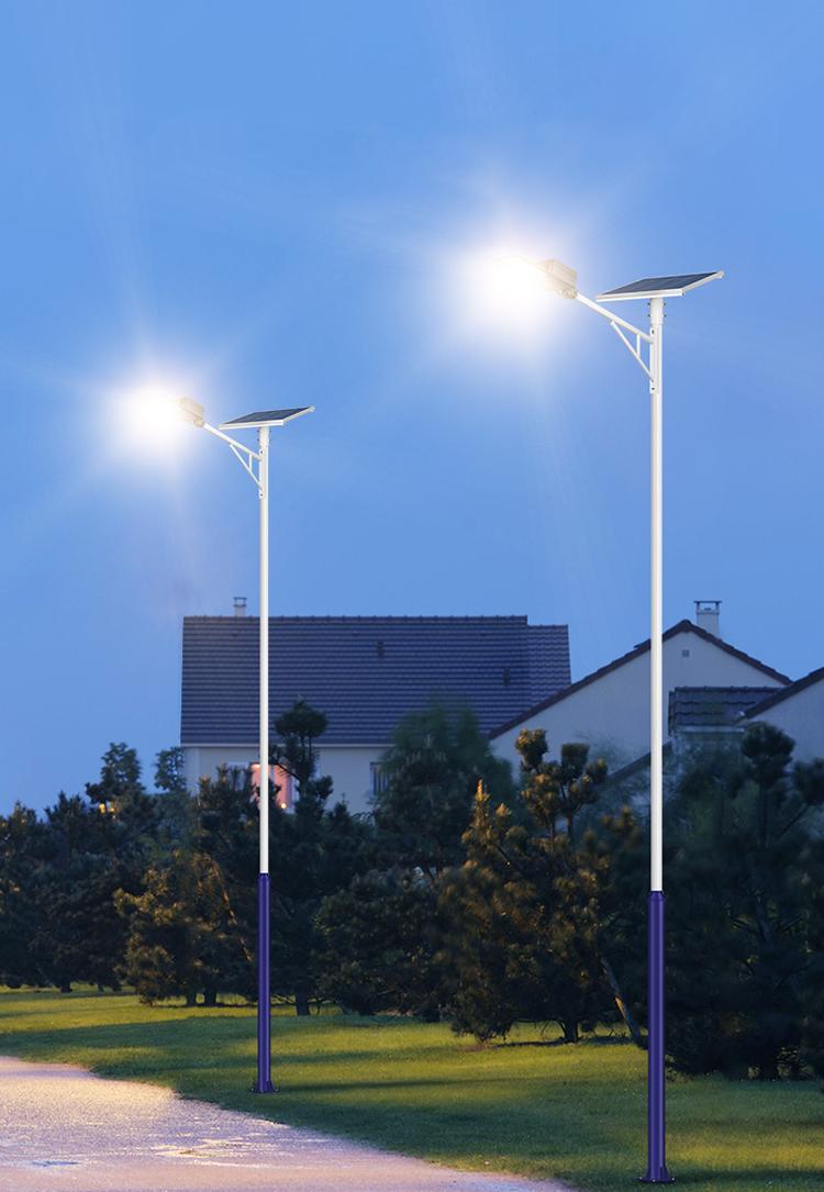 锂电池太阳能路灯_公园太阳能路灯_太阳能路灯led