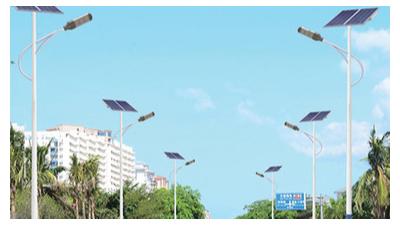 乡村太阳能路灯为新农村路面基本建设出示了极大协助