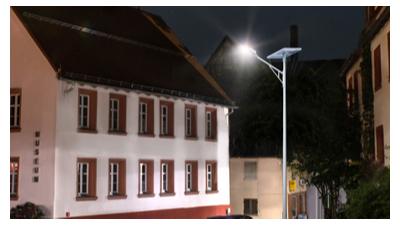 买太阳能路灯300W:优秀厂家从资质到能力一个都不能少