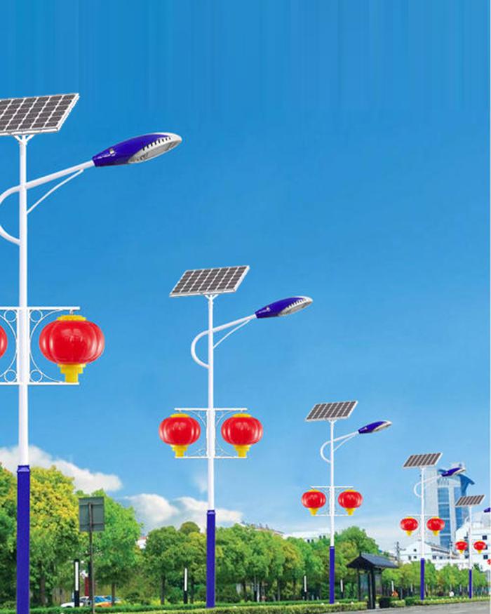 灯笼太阳能路灯_LED太阳能路灯_南德太阳能路灯价格