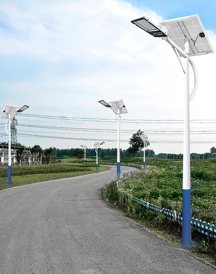新农村太阳能路灯_6米太阳能路灯_太阳能路灯厂家哪里好