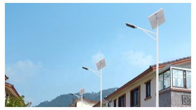 6米太阳能路灯适用多时间段管控