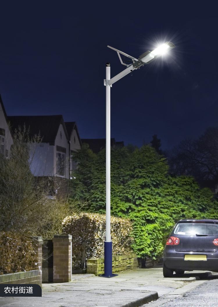 led太阳能路灯_太阳能小路灯_5米太阳能路灯