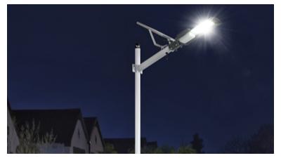led太阳能路灯几类灯没亮状况的处理方法