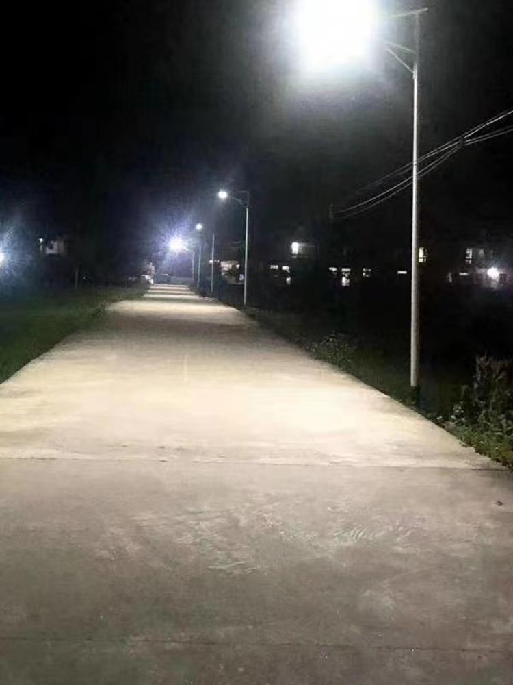 甘肃太阳能路灯_新农村太阳能路灯_南德太阳能路灯