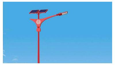 太阳能路灯应用能够把城市基本建设得的个性化