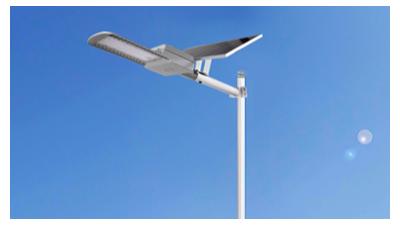 太阳能led路灯锂电销售市场完成了井喷式的提高