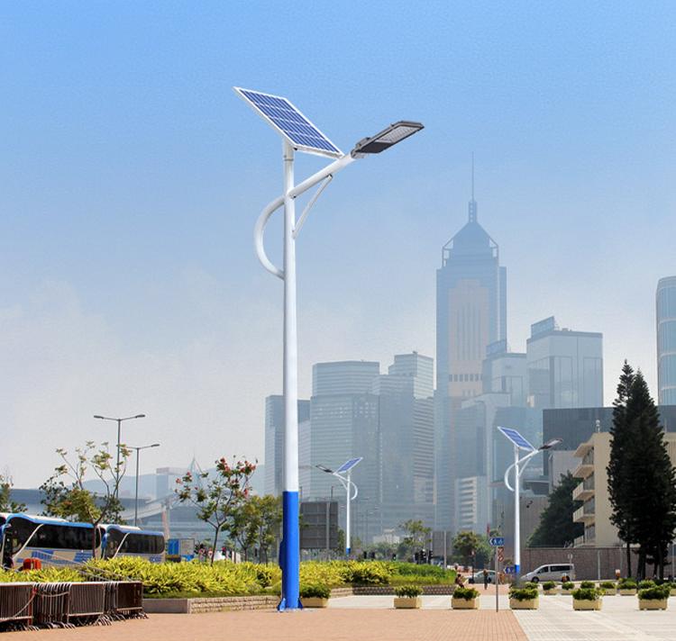 广场太阳能路灯_太阳能路灯价格_南德太阳能路灯价格表