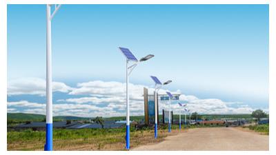 太阳能路灯厂家详细介绍河南太阳能路灯销售市场应用锂电池问题