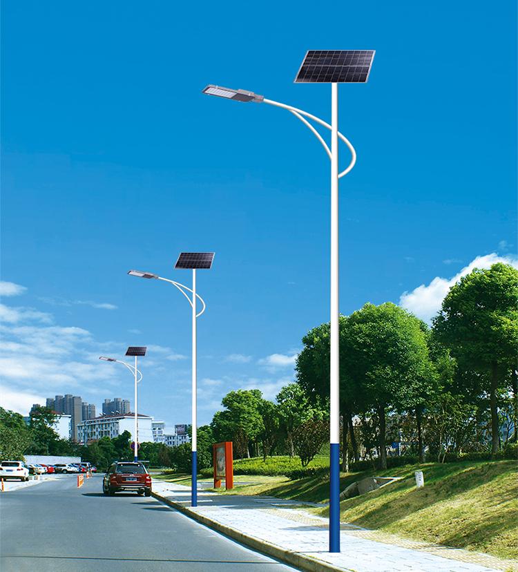 太阳能路灯_街道太阳能路灯_太阳能道路路灯