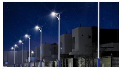 农村太阳能路灯要分外留意蓄电池的安装