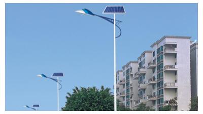 六米高的太阳能路灯价格表/多少米一个