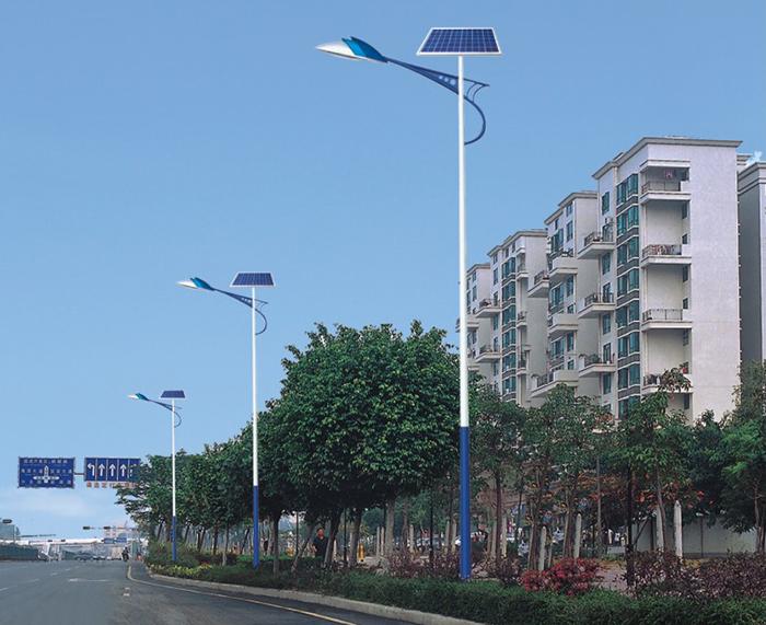 太阳能路灯 太阳能路灯价格怎么样 中山市南德太阳能灯饰有限公司