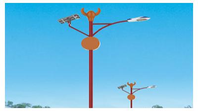 新农村太阳能路灯的应用高效率
