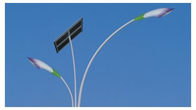 新农村太阳能路灯价格多少钱一根