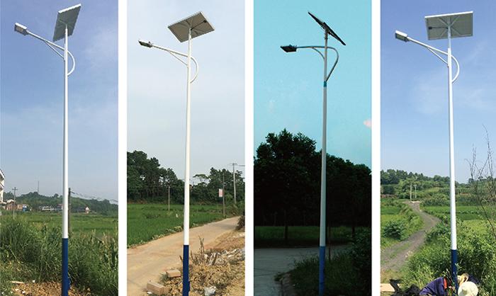 太阳能路灯 太阳能路灯厂家 太阳能路灯厂家首选南德太阳能