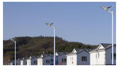 新农村太阳能路灯选用锂电的几个优点