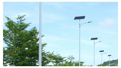 6米太阳能路灯蓄(理)电池容量