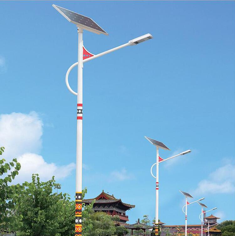 民族特色太阳能路灯_太阳能路灯价格_南德太阳能路灯