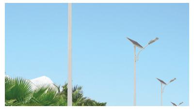 LED太阳能路灯生产厂家会出现更强的发展市场前景