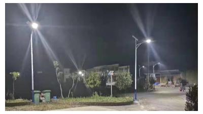 太阳能路灯厂家告诉你:低价格的太阳能路灯真的不好