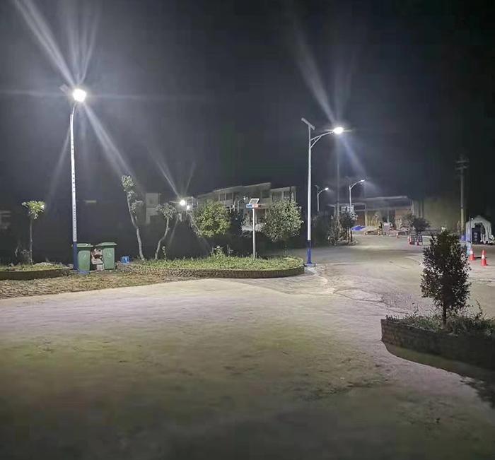 7米40W太阳能路灯 太阳能路灯厂家 南德太阳能灯饰有限公司