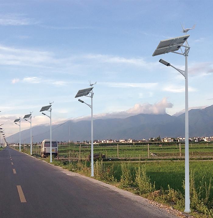 风力太阳能路灯_太阳能道路灯_太阳能路灯厂家哪里好