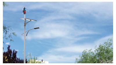 太阳能路灯300W的发电量:全年发电量是多少?