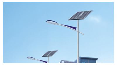 6米太阳能路灯安装流程——灯杆篇