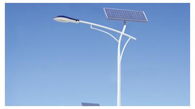 LED太阳能路灯已是乡村路灯照明优选