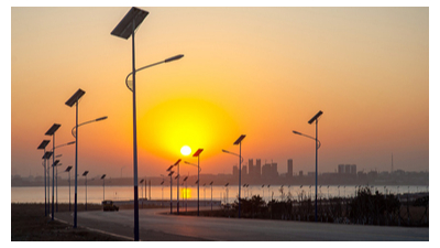 南德告诉您太阳能路灯为什么受欢迎