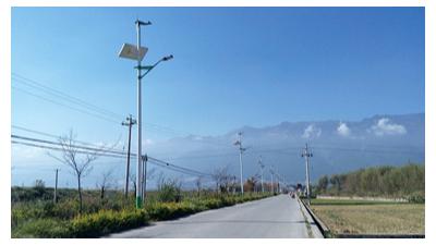 太阳能路灯生产厂家应坚持走品牌路线