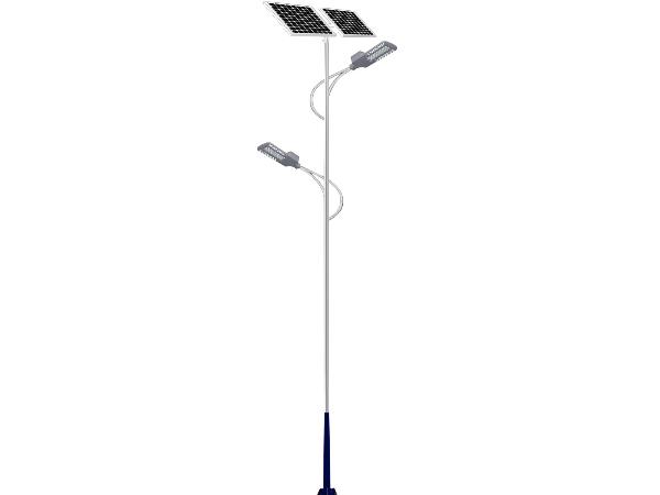 双头太阳能路灯 ND-R7086G