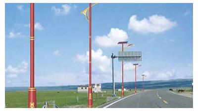 新农村太阳能路灯为何这般受大家喜爱?