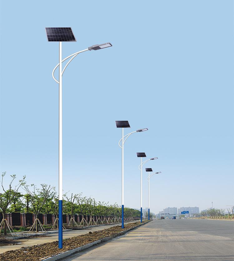 太阳能led路灯_太阳能道路路灯_8米太阳能路灯