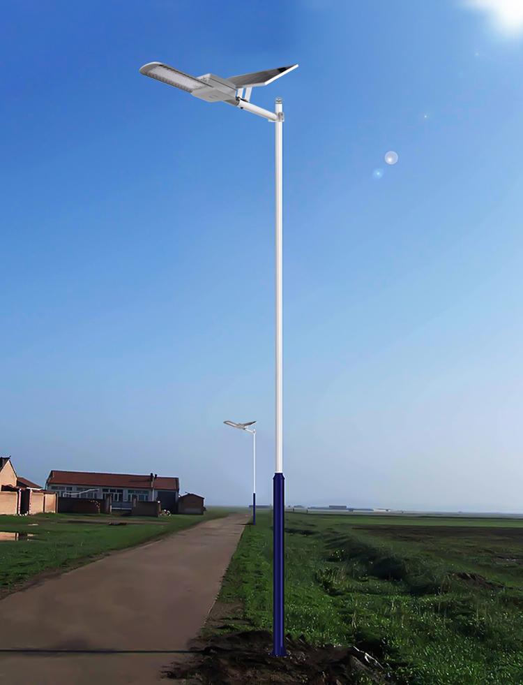 农村太阳能路灯_挂壁太阳能路灯_太阳能路灯系统