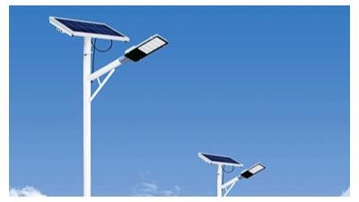 太阳能路灯安裝高宽比及间距规定