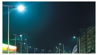 南德太阳能路灯视频监控系统详细介绍