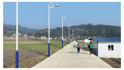太阳能路灯的使用价值远远不止照明那么简易