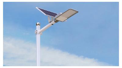led太阳能路灯变成了真实实际意义上的环保产品