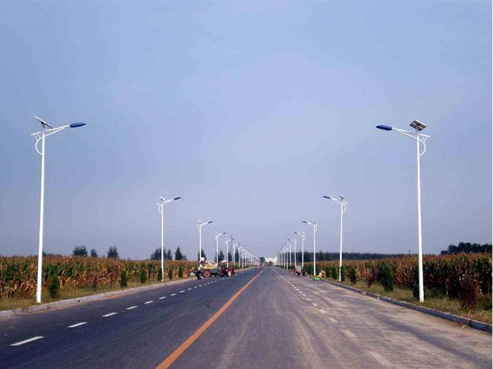 太阳能道路灯 太阳能路灯 LED太阳能路灯