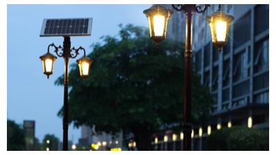 小区太阳能路灯真的贵吗