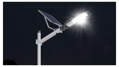 农村太阳能路灯购置尤其重视LED路灯的特性
