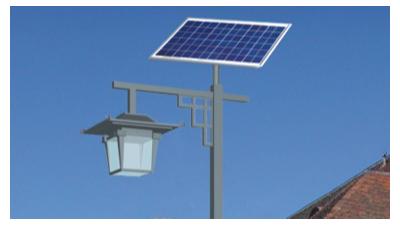 4米太阳能路灯价格表/多少钱一套