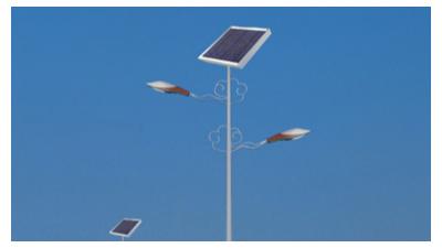新农村太阳能路灯怎么样?