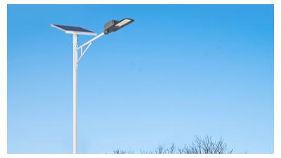 【路灯改造方案】一般路灯怎样更新改造成太阳能路灯