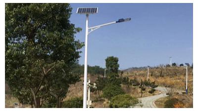 太阳能路灯价格差距大是市场规律的影响
