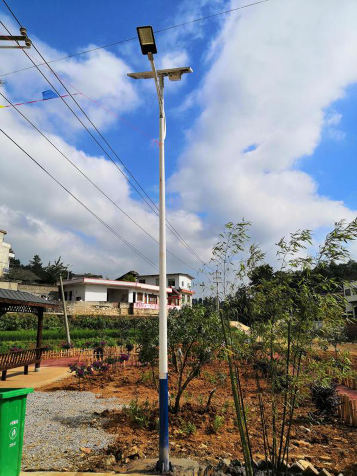 广东太阳能路灯 太阳能路灯厂家 中山市南德太阳能灯饰有限公司