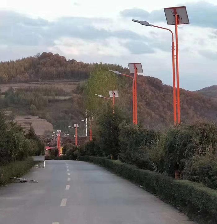南德太阳能 太阳能路灯 太阳能特色路灯