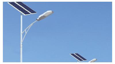 广西太阳能路灯价格表一套要多少钱